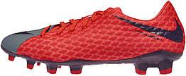 Бутсы Nike Hypervenom Phelon III FG. Оригинал. ар.881542 058