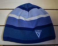 Зимова шапка на хлопчика р -48-50-52