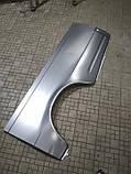Панель боковины ГАЗ 2705 арка нижняя задняя левая 2705-5401361, фото 3