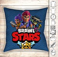 Подушка Brawl Stars - Вперед