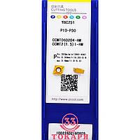 Пластина ZCC-CT CCMT060204-HM YBC251