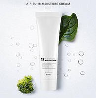 Увлажняющий крем для молодой кожи A pieu 18 Moisture Cream