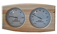 Термометр гигрометр для сауны и бани ТГС-К, фото 1