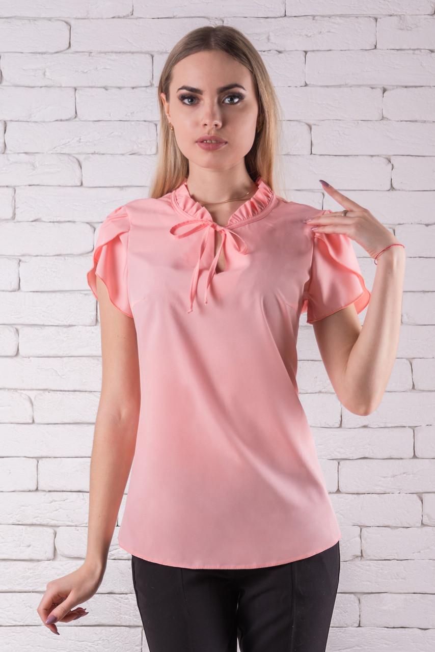 Женская блуза 42-48 пудра