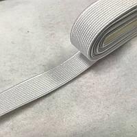 Еластична гумка біла вузька, ширина 2 см, фото 1