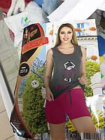 Женская пижама с шортами Турция р. 42 - 50