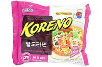 Корейская Лапша Koreno Paldo со вкусом Креветки (100 гр) (Корея), фото 1