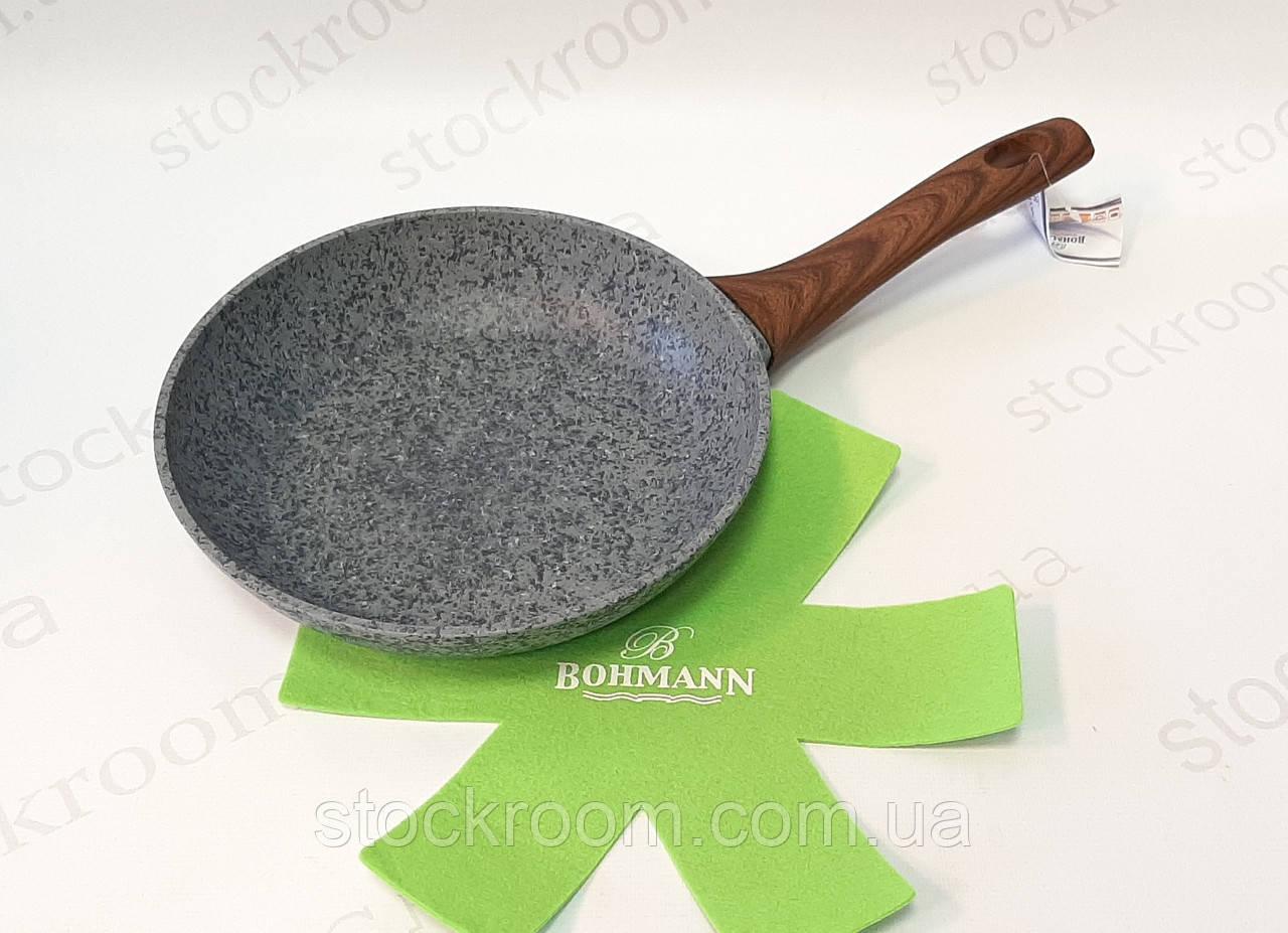 Сковорода Bohmann BH 1015-26 с антипригарным покрытием