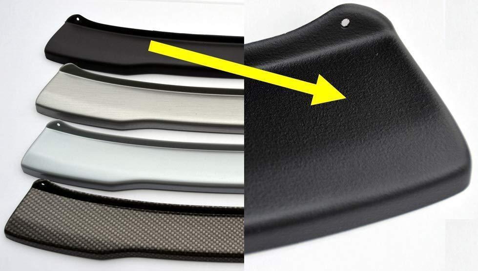 Пластикова захисна накладка на задній бампер для Chevrolet Trax / Tracker 2012>, фото 2