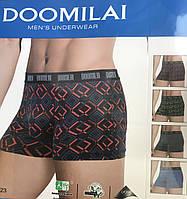 Трусы боксёры мужские Doomalai