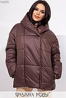 Куртка в стиле oversize Разные цвета