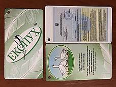 ЭкоПух Подушка перьевая 40х60 (30%пух 70%перо), фото 3