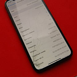 Замена стекла Apple iPhone X