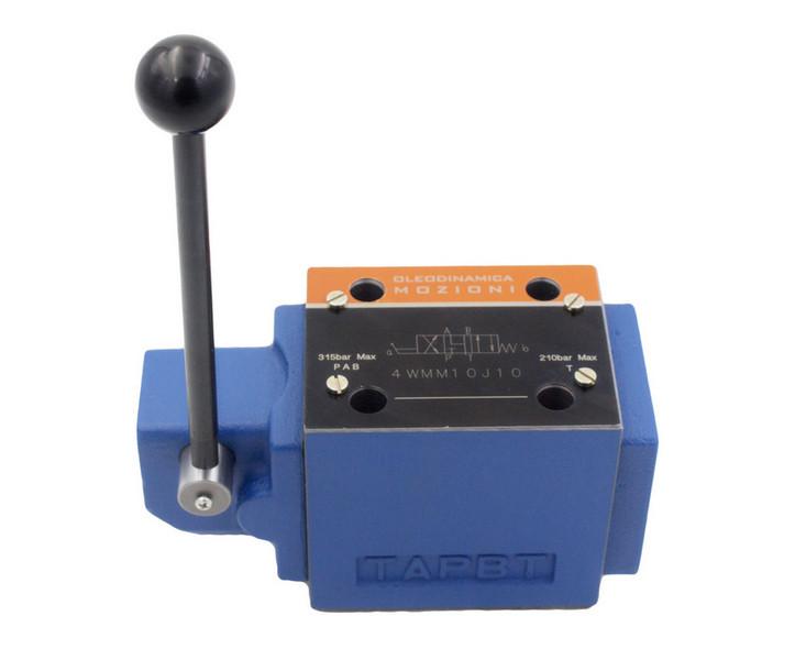 Ручной гидрораспределитель  ДУ10, схема 64 (G)