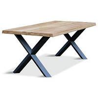 """Дизайнерский кухонный стол """"Барт"""" в стиле loft"""