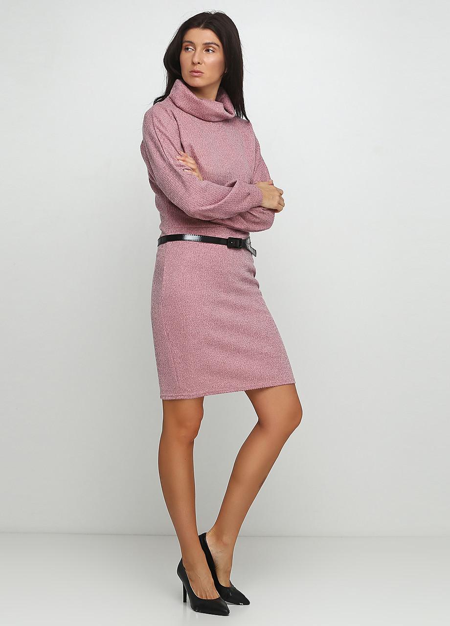 Платье ISSA PLUS L Розовое