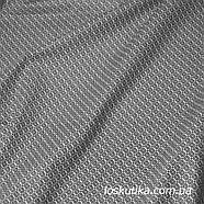 54011 Черно-белая геометрия. Ткани с геометрическим рисунком для кукол, рукоделия, декора и шитья., фото 2