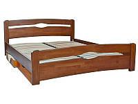Кровать Нова с ящиками. ТМ Олимп