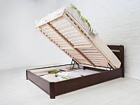 Кровать Нова с подъемным механизмом. ТМ Олимп