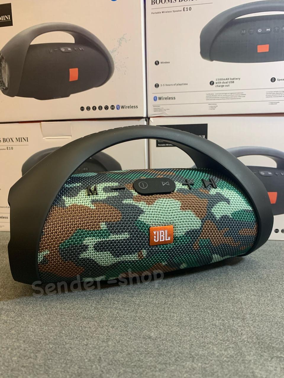 JBL BOOMBOX mini Bluetooth , USB , microSD , AUX , FM