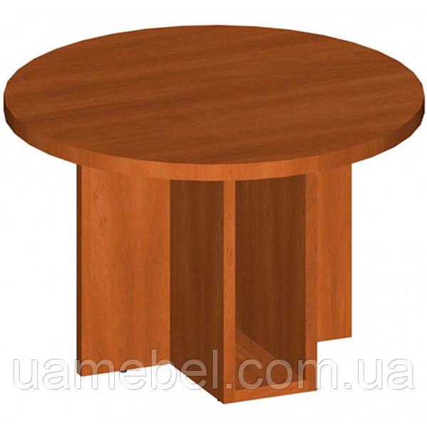 Журнальный столик с круглой столешницей (D600х400) М-314