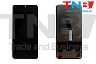 Тачскрин+матрица Xiaomi Redmi Note 8 Pro Черный