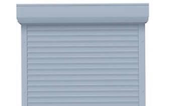 Защитные ролеты профиль серебро