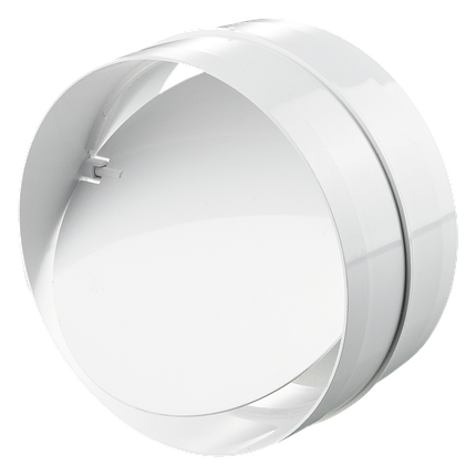 Соединитель круглый с клапаном D 100 мм Вентс, фото 2