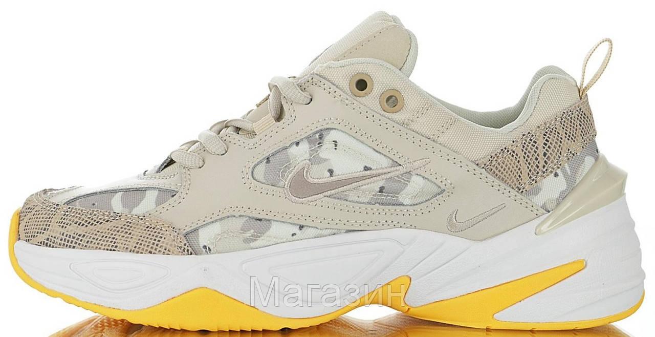 Женские кроссовки Nike M2K Tekno Desert Camo Shake