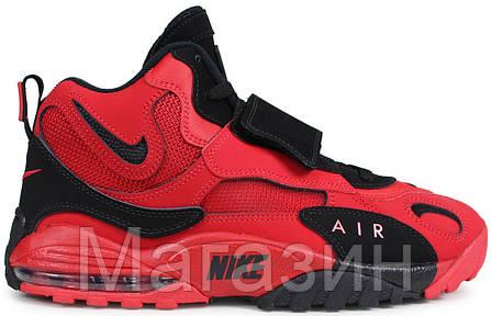 Мужские кроссовки Nike Air Max Speed Turf Red Найк Аир Макс красные, фото 2