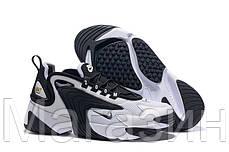 """Женские кроссовки Nike Zoom 2K """"White / Black"""" Найк Зум 2К белые с черным, фото 2"""
