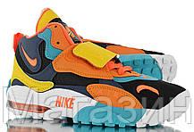 Мужские кроссовки Nike Air Max Speed Turf Green Abyss Amarillo Flash Crimson Найк Аир Макс разноцветные, фото 2