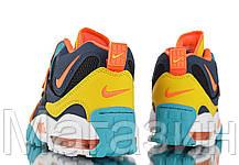 Мужские кроссовки Nike Air Max Speed Turf Green Abyss Amarillo Flash Crimson Найк Аир Макс разноцветные, фото 3