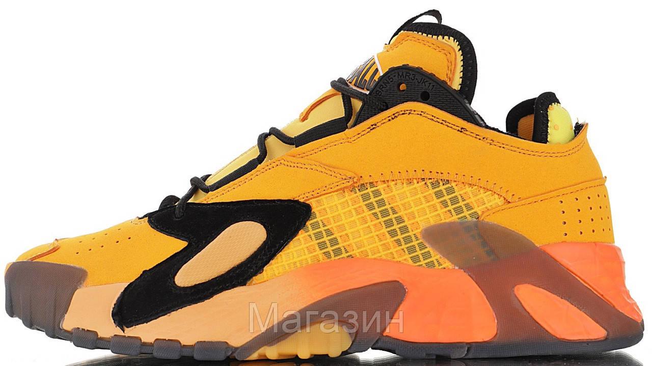 Мужские кроссовки Adidas Streetball Flash Orange Адидас Стритбол оранжевые