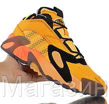 Мужские кроссовки Adidas Streetball Flash Orange Адидас Стритбол оранжевые, фото 2