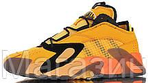 Мужские кроссовки Adidas Streetball Flash Orange Адидас Стритбол оранжевые, фото 3