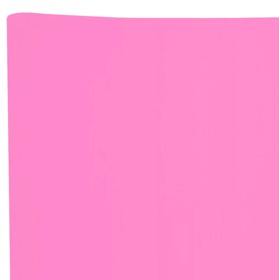 Бумага флористическая Сплошная розовая