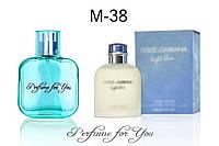 Мужские духи Light Blue pour Homme Дольче Габбана 50 мл