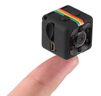 Мини камера Mini DV SQ11 1080P черная