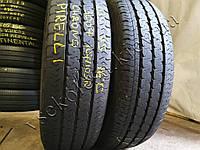 Шины бу 195/75 R16c Pirelli
