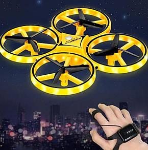 Квадрокоптер RC drone Racker дрон с сенсорным управлением, фото 2
