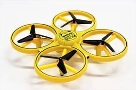 Квадрокоптер RC drone Racker дрон с сенсорным управлением, фото 3
