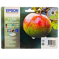 КАРТРИДЖ EPSON T12954A MULTIPACK (Bk,C,M,Y) (C13T12954010/C13T12954012)