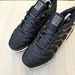 Мужские кроссовки Nike Air VaporMax (черно-белые), фото 3