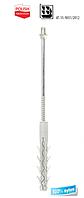 Дюбель нейлоновый KPR 12х200 с М8 для крепления водосточных систем KPD Wkret-Met, 25 шт.