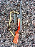 Пистолет-пулемет Шмайсер MР41 макет из дерева, фото 6
