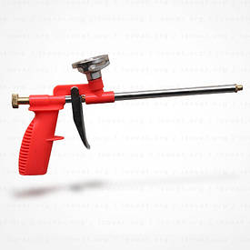 Пистолет для монтажной пены (Сталь) PRO