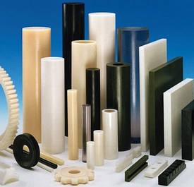Пластики для механич. обработки (HMPE, PA, POM, PET, PTFE)