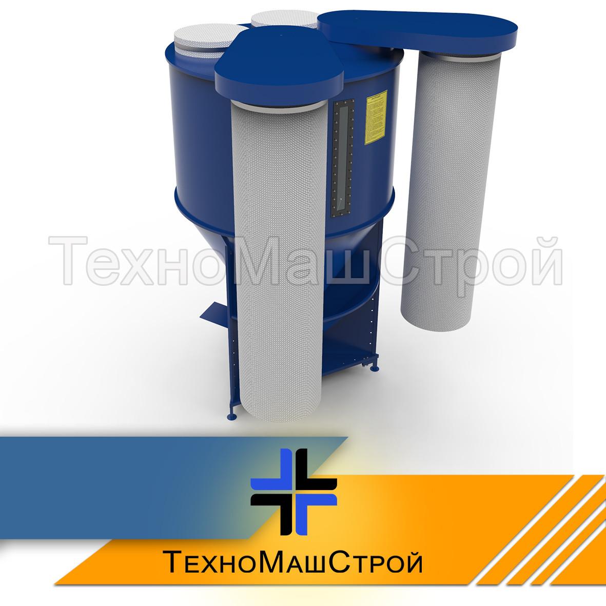 Смеситель корма, кормосмеситель (кормозмішувач) «КС - 1000»
