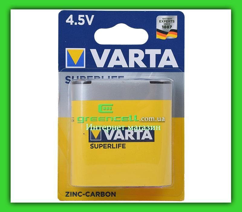 Батарейка Varta SUPERLIFE 3R12 4.5 V